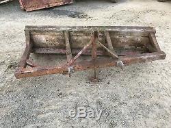 Liaison De Point De Tracteur De Lame De Bulldozer Résistant De Coup De Neige De 7ft