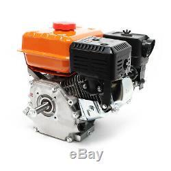 Lifan 168f-c Moteur À Essence 5.4hp Heavy Duty Plate Vibratory 19,05 Vilebrequin