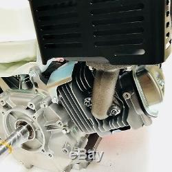 Lifan 390q-pro 13 Hp, Moteur Essence Anti-vibration Pour Service Intensif, Remplace Le Gx390 1