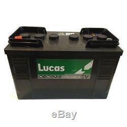 Lucas Lp644 Heavy Duty Type 644 Batterie Tracteur Camion Camion Taxi Van Loisirs