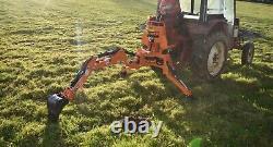 MDL 195 Backactor / Digging / Groundworks / Tractor Digger / Uk Stock