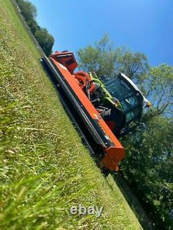 MDL 1.8 Metre Cut Pro Heavy Duty Verge Tower / Grass Season / Flail Topper