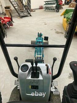 Micro Digger 2019 £9150 Plus Cuve