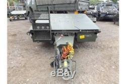 Mowag Bucher Duro Remorque Tout Terrain Militaire - Camping Car