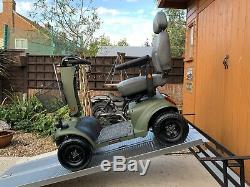 Moyen Tout-terrain Hors Route Buggy Scooter Mobilité Tracteur Fermier Pêche