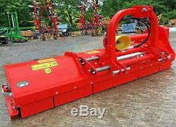 New 2019 Delmorino Heavy Duty Flail Mower / Topper, Tracteur, Remorque, Tondeuse