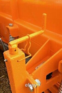 New Heavy Duty Tractor Munted Hydraulic Snow Ploughs, Câlin, Labour, Sel, Jcb