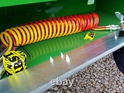 Nouveau Herbst 28ft Robuste Triaxle 26 Tonnes Carry Remorque Plant En Stock Pour IMM