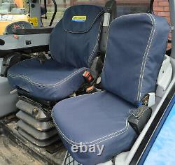 Nouveau Holland T6/t7 Extra Heavy Duty Tractor Grammer Maximo Dynamic Seat Cover