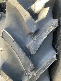 Paire Lmr Heavy Duty 13,6 À 38 Pneus Tracteur. Inc Et Livraison Vat