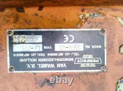 Parfait Lf 275 (9ft Large) Herbe / Pâturage Tracteur Topper
