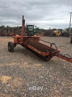 Parmiter Anneau Presse Rouleau Heavy Duty Presse Tracteur Plough Press Cultivateur