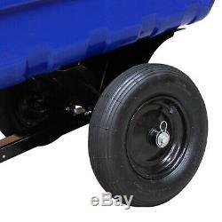 Pneus Pneumatiques 295kg De Tracteur De Tracteur Résistant De Ferme De Jardin De Remorque De Vtt