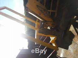 Pointe De Balle Robuste Pour Chargeur Frontal / Tracteur Jcb Teleporter New