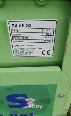 Processeur De Bois De Chauffage Bilke S3