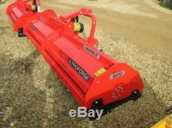 Proforge Powercut 300 Perugini Heavy Duty Rotobroyeur, 3,0 Mètres, Nouveau