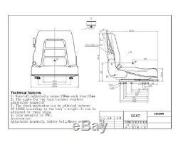Qualité Suspension Universelle Chariot / Tombereau / Tondeuse / Tracteur Heavy Duty Pvc