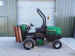 Ransomes Parkway 2250 Autoportées Diesel 4x4 10 Cylindres Heavy Duty