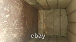 Remorque À Double Essieu Freiné 11,8pi X 5,6pi Avec Couverture Pleine Charge
