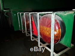 Remorque Balle Lourds De 27ft Bailey C / W Prolongement 2ft (29ft Totale) De Report 16t, 20