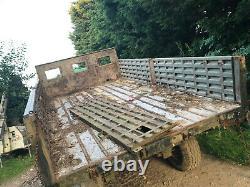 Remorque De Trempage Lourd 8 Tonnes £1800 Plus Vat £2160