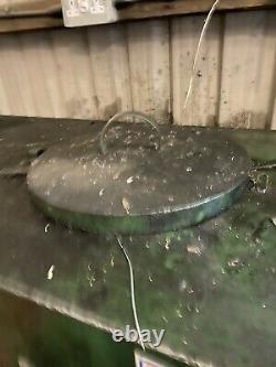 Réservoir De Storge À Double Huile D'acier Groupée De 1 000 Litres. Lourds