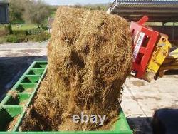 Roto Spike Bale Unroller Price Inc Cuve