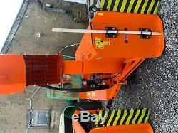 Rotor Souffleuse À Neige Double 2.4m Heavy Duty £ 8000 Plus Tva