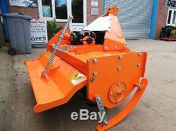 Rotovator Monté Sur Tracteur Compact, Barre Franche De Rotovator De 1,05m