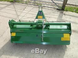 Rotovator Pour Tracteur, Fraise Pour Rotavator Robuste De 1,5 M £ 1199.00 Ttc
