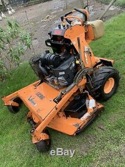 Scag V Tour 48 Pouces De Braquage Zéro Stand On Ride On Tondeuse Tracteur Heavy Duty