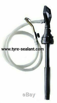 Scellant Pneu / Pneu Multi-usage Scellant Pour Pneus Extra-robuste Tambour Et Pompe De 20 Litres