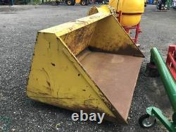 Seau À Grain 7ft Tracteur Monté Supports Inconnus
