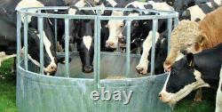 Service Bateman Lourds Cattle Anneau Ensilage Feeder Hay 610mm Jupe Prix Ttc