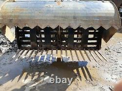 Silage Clamp Cisaillement Heavy Duty
