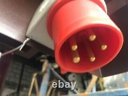 Splitter Électrique De Notation 4kw Coupeur De Bois 3 Phase 4kw