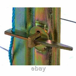 Strainrite 1320mm Ou 900mm Wedge Clamp Boundary Strainer Board Presse Formé
