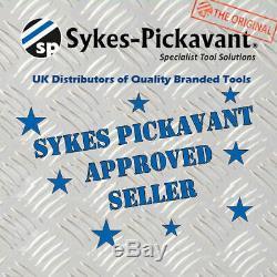 Sykes Pickavant 2000 Travail Lourd Led Lumens Rechargeable Cob Duty Léger Spx201r