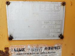 Téagle Tbm 270 Tondeuse À Flammes Lourdes, 2,7 Mètres