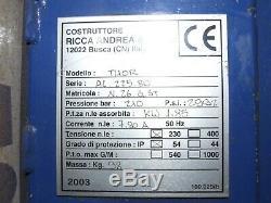 Thor Alpino 6 Ton Heavy Duty De Fendeuse Hydraulique Log