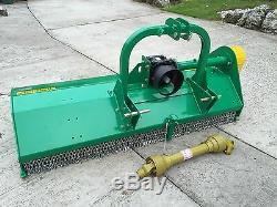 Tondeuse À Fléaux Montée Sur Tracteur 1750mm, Robuste - 1599 £ Ttc Et Livraison
