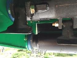 Tondeuse À Fléaux Montée Sur Tracteur 2,20m, Robuste, 2199 £ Tva Et Livraison