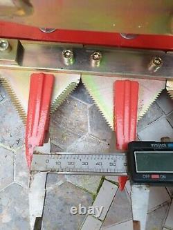 Tournevis À Haies, Cutter, Barre De Doigt Hydraulique Kubota Heavy Duty, Large 1,8m