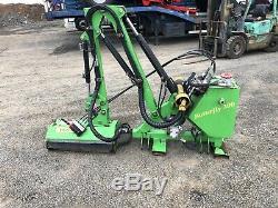 Tracteur Compact Cutter Hedge Pas Vat