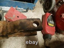 Tracteur De Bras Drawbar Ramassage 70mm Boîte Lourde