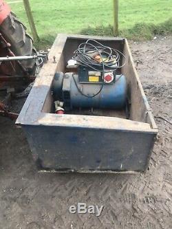 Tracteur Générateur De 20kva Avec Pto Link Box