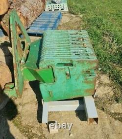 Tracteur Linkage Monté Wafer Poids 1100kg & Stand
