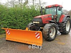 Tracteur Montée Robuste Hydraulique Chasse-neige, Gritter, Jcb, Relevage Avant