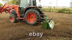 Tracteur Rotovator 1.5m 5ft Heavy Duty Rotavator Tiller £1699.00 Inc Tva & Del