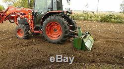 Tracteur Rotovator, 1.5m Heavy Duty Rotavator Barre Franche De 1199,00 Inc La Tva Et Livraison
